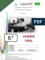 Yodo 6_ Grado Examen Final 2013-2014