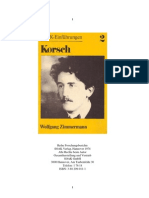 Wolfgang Zimmermann - Karl Korsch