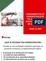 Curso Administración de Almacenes parte 1