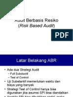 6. Audit Berbasis Risiko