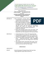 TKP - Matriks Pendelegasian Wewenang