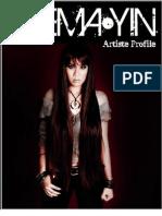 Prema Yin Press Kit April 2010