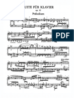 Schoenberg Op25 No1