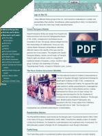 Hinduism - Modern Hindu Groups and Leaders