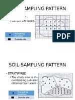 Soil Sampling Pattern