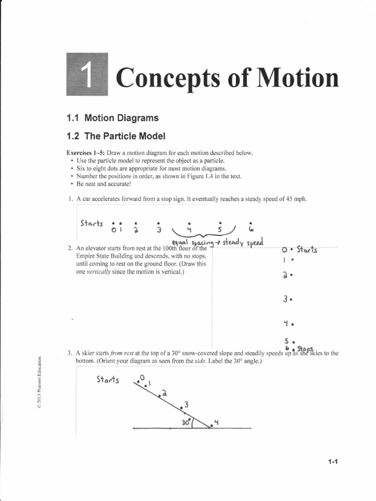 Answer key motion physics acceleration pooptronica Gallery