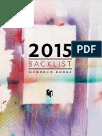 Murdoch Books Backlist Catalogue