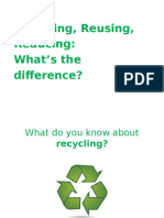 7-reduce reuse recycle