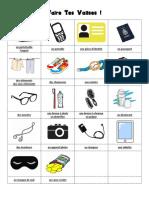 05 - faire tes valises - vocab