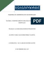 Las Organizaciones Inteligentes PDF