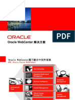 07 Oracle WebCenter介绍