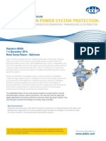 power system protection issues