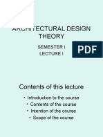 Design Theory presentation
