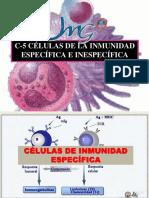 Células de Inmunidad