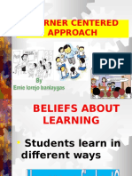 Learner Centered Effective Questioning-Edited
