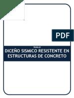 DISEÑO SISMICO ESTRUCTURAL