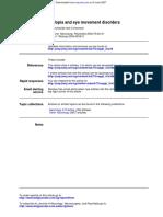 Diplopia and eye movement.pdf