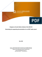 DGS GN GeneratingDocumentationForMHFSafetyReport