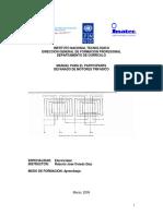 Manual de Devanado de Motores Trifasicos