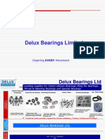Delux Bearings Ltd. Presentation Oct. 2013