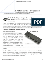 Getting Started with PIC Microcontroller - CCS C Compiler.pdf