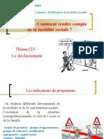 Thème 123 - Le déclassement.ppt