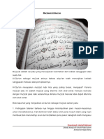 Mu'Jizat Al-Qur'an