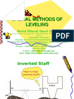 GEOMATIC - Leveling_Special Method