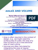 GEOMATIC - Areas & Volume