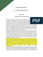 Bonhoeffer D._Essere Chiesa.pdf