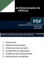 La Estructuracion de Edificios