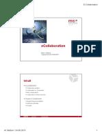 E-Collaboration (FFHS-Ansatz)