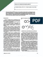 A Importância Síntese de Fármacos Na Prod de Medicamentos