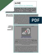 Technical Description Of_Novocaine