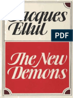 The New Demons  - Jacque Ellul