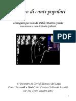 Arranjos de música popular italiana