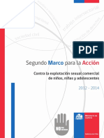 Segundo Marco Para La Acción Contra La ESCNNA