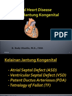 INTERNA Dr. B. Rudi Utantio - CHD_Congenital Heart Disease 2