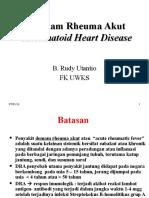 INTERNA Dr. B. Rudi Utantio - DeMAM RHEUMA AKUT & Penyakit Jantung Rematik