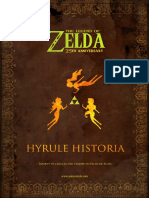 Zelda Hyrule Historia Traduction