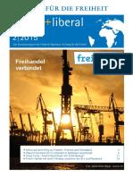 Global&Liberal - Ausgabe 2-2015 Freihandel verbindet
