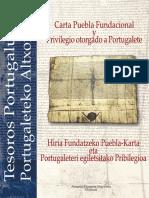 Carta Puebla Portugalete 1333