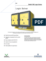 SIS PDS LogicSolver
