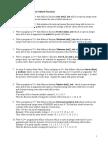 Ass #7 1D, 2D and User-definedFunctions Using 1 D Array