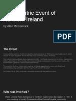 ethnocentrism ireland