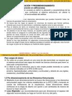 Estructuración y Pre dimensionamiento Concreto 16-09-15
