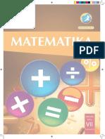 Buku Pegangan Siswa Matematika Smp Kelas 7 Kurikulum 2013 Semester 2