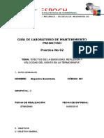 Guía de Laboratorio de Termografía 02