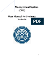 Self Enrollment Manual (CMS)