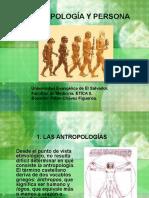 Antropología y Persona